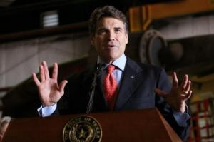Governor Rick Perry Signs Production Incentive Bill