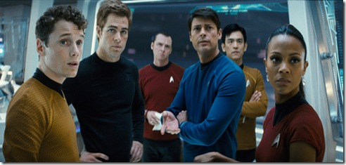 star_trek_movie_image_anton_yelchin_as_chekov_chris_pine_as_james_t._kirk_simon_pegg_as_lt._montgomery_scott_karl_urban_as_dr._mccoy_john_cho_as_sulu_and_zoe_saldana_as_uhura_